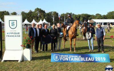 La Grande Semaine de Fontainebleau 2019