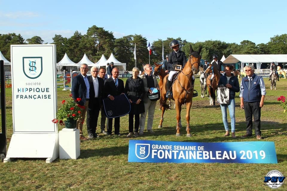 The 2019 Great Week of Fontainebleau